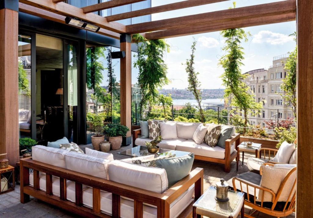Hotel de luxe à Istanbul : Soho House Istanbul.
