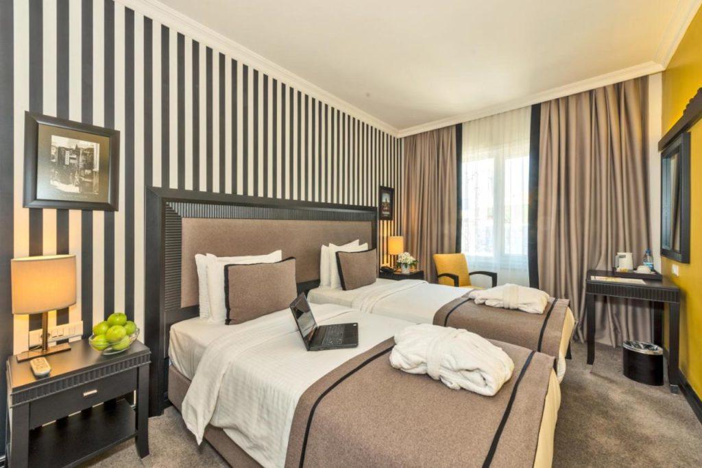 Avantgarde Hotel Taksim, hébergement pas cher à Istanbul.