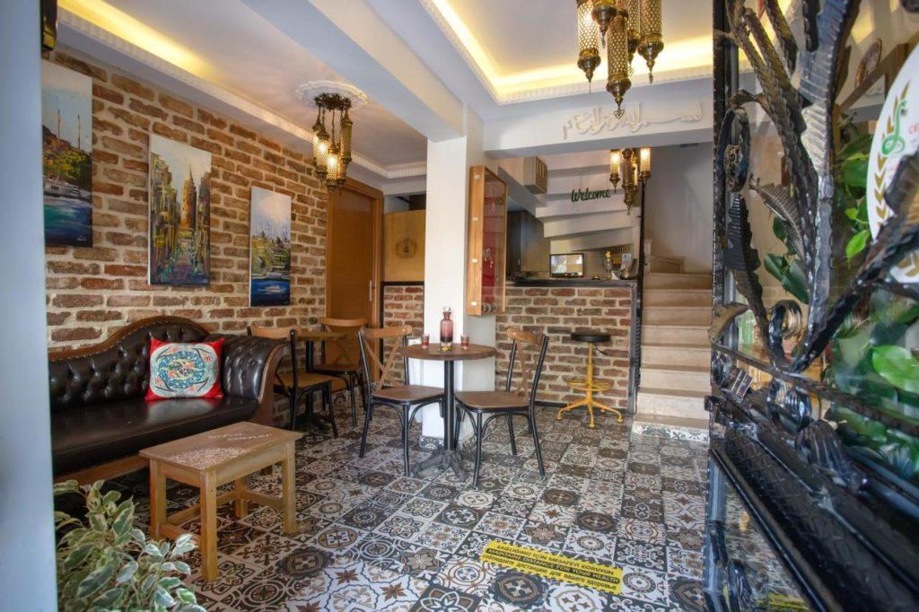 Sofia Corner, hotel pas cher à Istanbul.