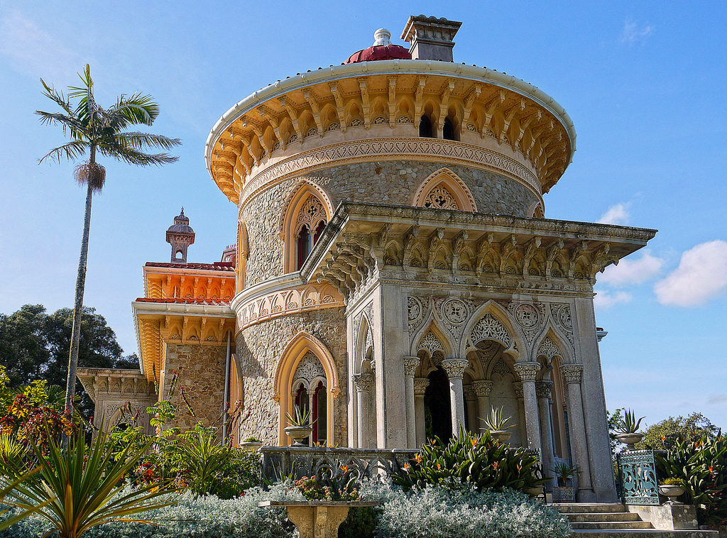 Palais de Monserrate à Sintra - Photo de Kkmarais