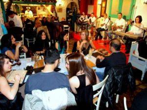 Taverna Dyonisos, restaurant grec à Budapest [Belváros-Lipótváros]