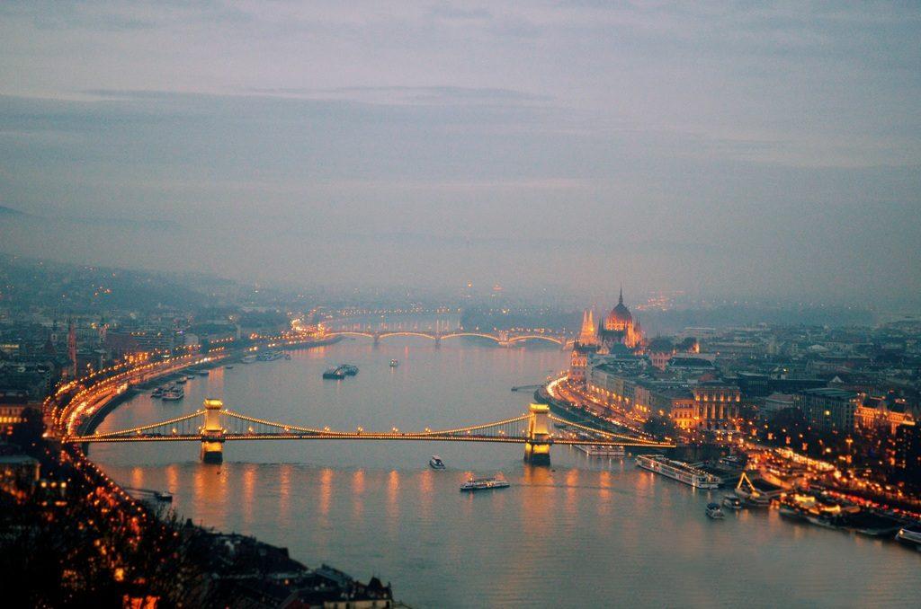Vue sur Budapest, la superbe capitale hongroise