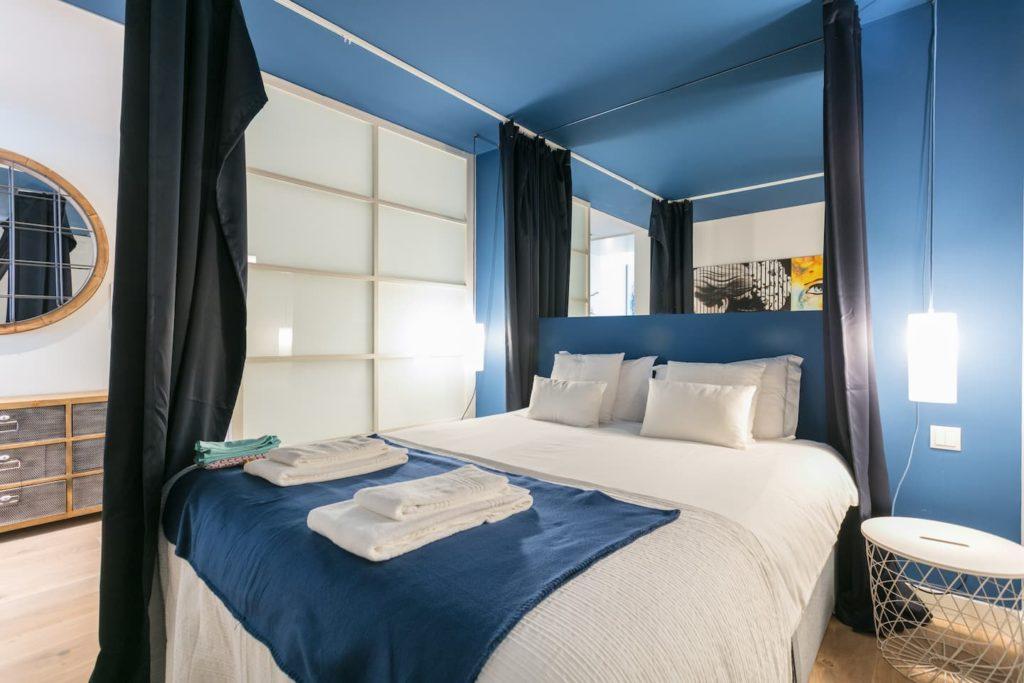 Airbnb à Lisbonne : Appart cool de Baixa à louer.