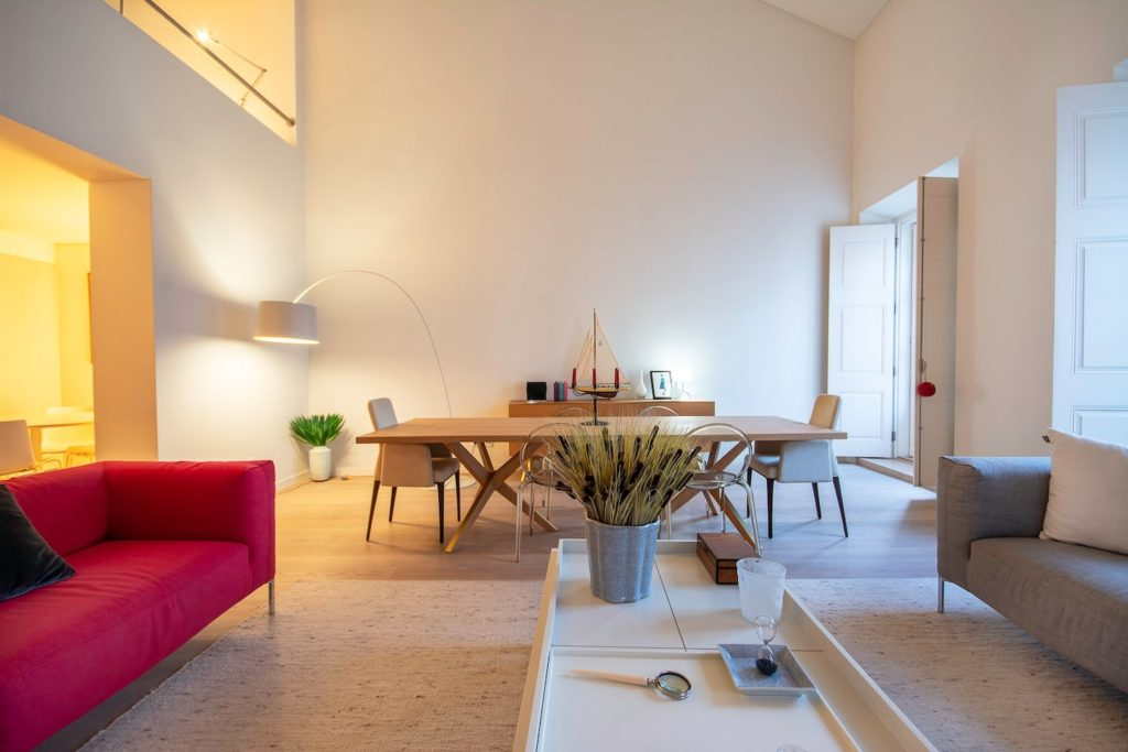 Airbnb à Lisbonne : Superbe appart dans le centre.