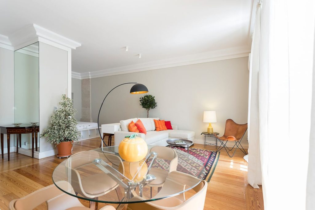 Airbnb à Lisbonne : Appart bien situé à louer dans la capitale portugaise.