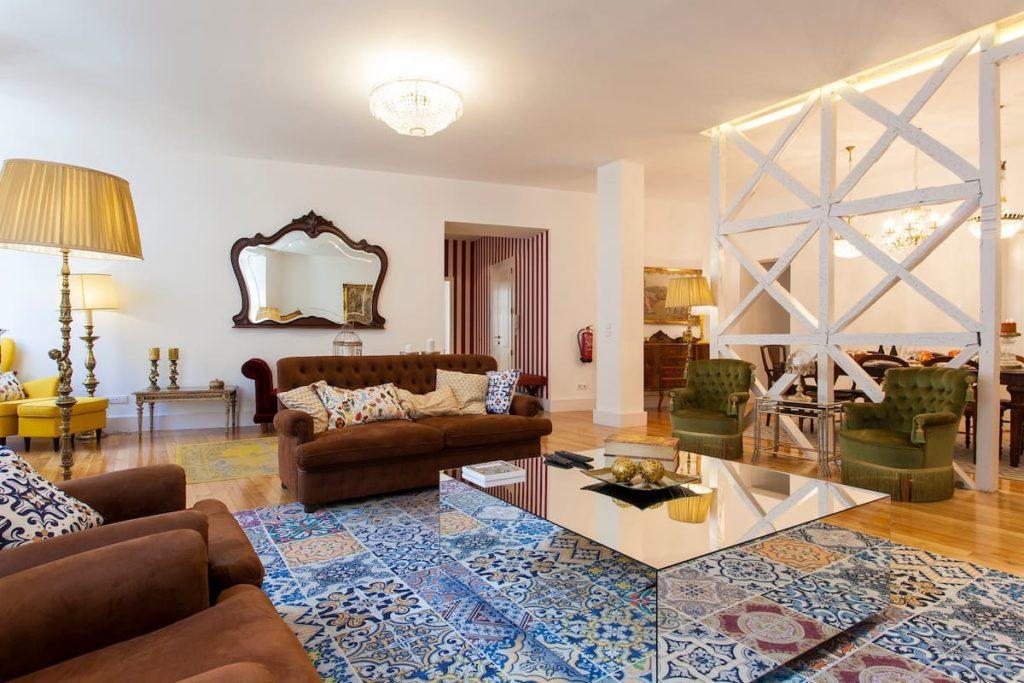 Airbnb à Lisbonne : Appartement chic en location !