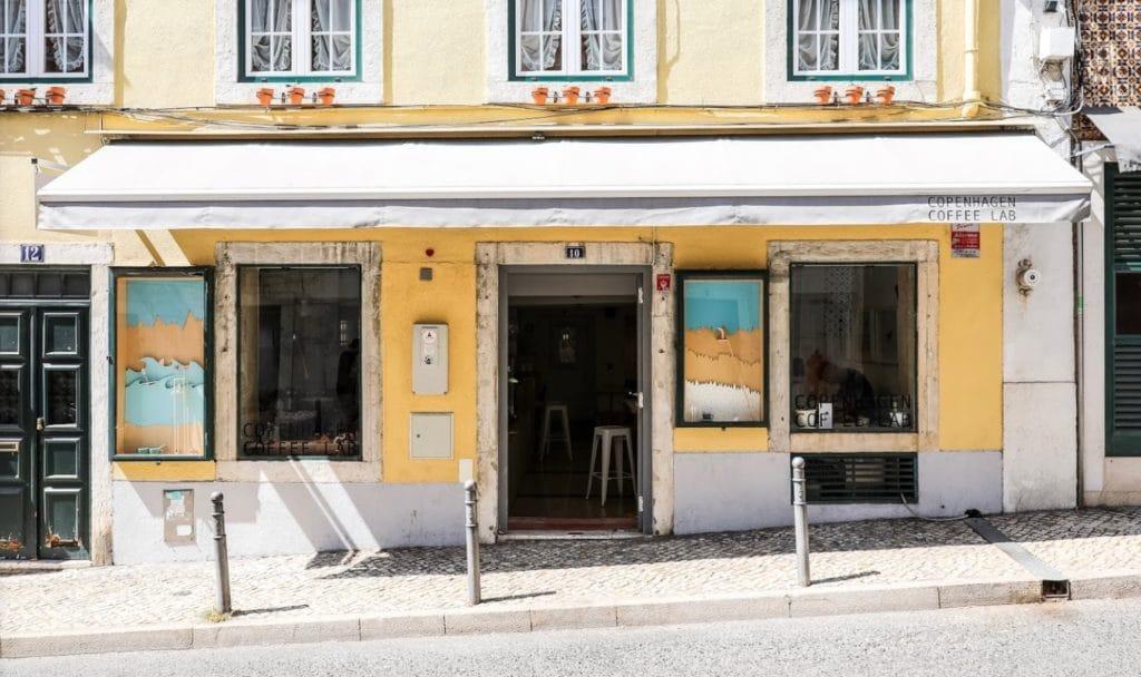 6 cafés atypiques et insolites à Lisbonne