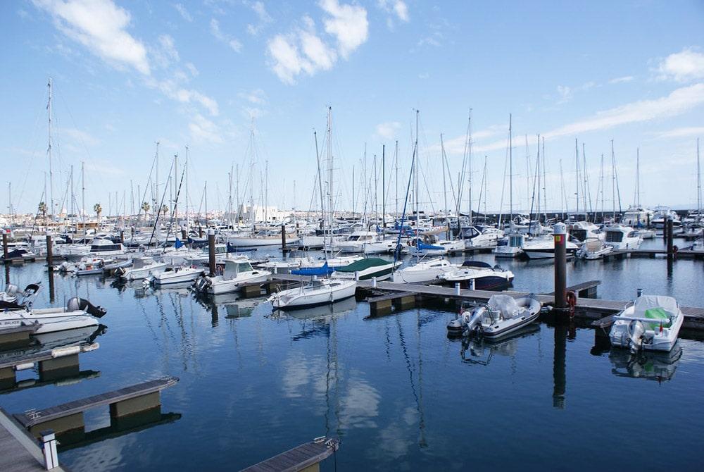 Marina et port de Cascais.