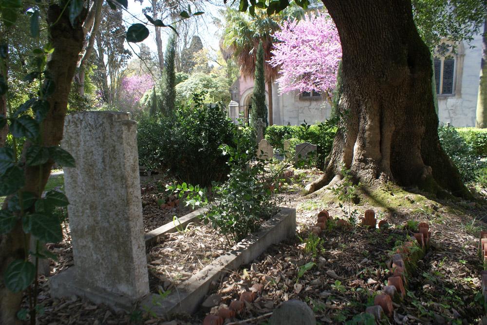 Cimetière anglais de Lisbonne