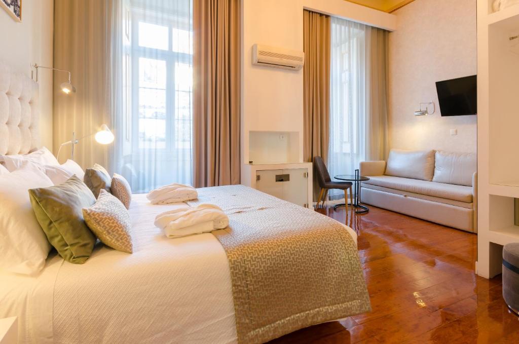 Inn Rossio, hotel pas cher à Lisbonne.
