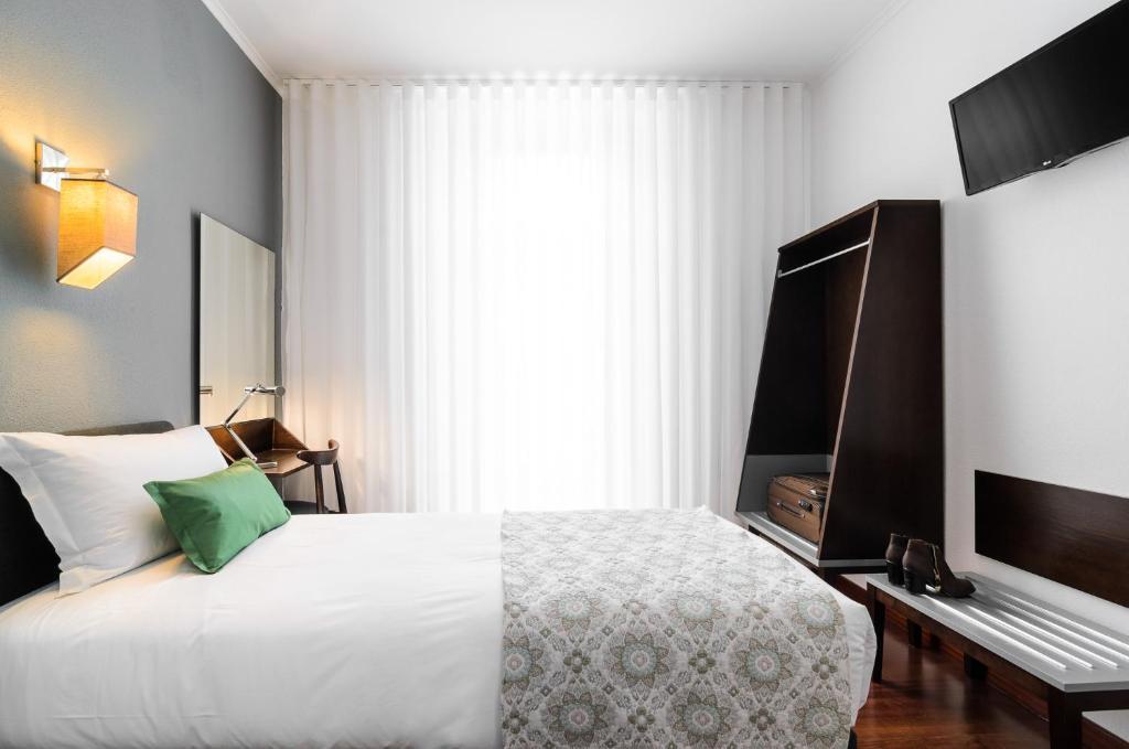 Hotel Portuense, hotel pas cher à Lisbonne.