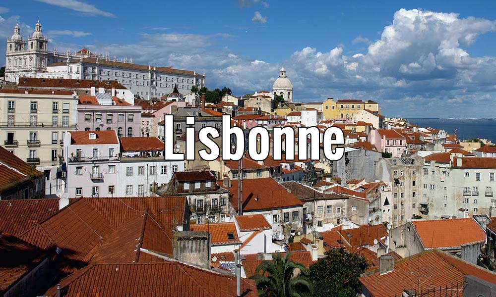 Visiter Lisbonne au Portugal pendant un week-end ou plus - Photo de Aubry Francon
