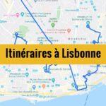 Visiter Lisbonne en 2 et 3 jours : Itinéraires de balades à télécharger