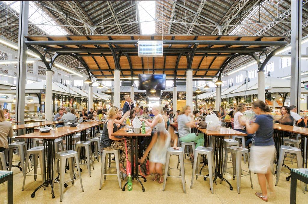 4 plus beaux marchés de Lisbonne : Alimentaire, gustatif, aux puces