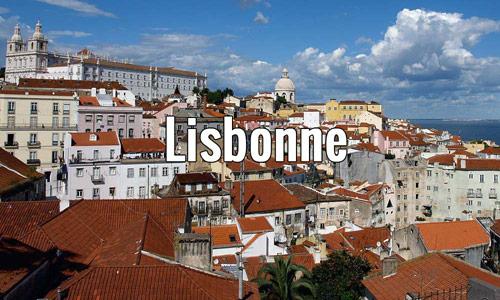 Guide culturel de Lisbonne au Portugal - Photo de Aubry Francon