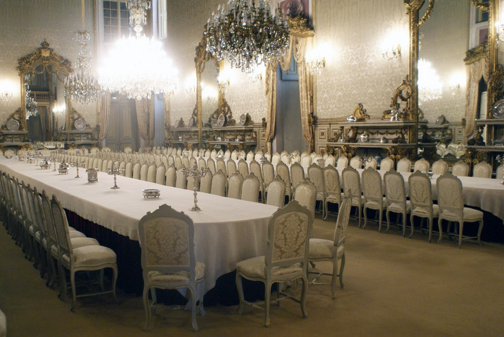 Palais National d'Ajuda : Faste de la monarchie portugaise [Ajuda]