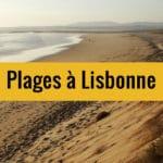 + de 10 plages autour de Lisbonne : Cascais, Estoril, Trafaira,Sesimbra…