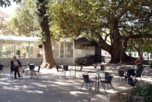 Jardin de Principe Real à Lisbonne : Dolce vitta ! [Principe Real]