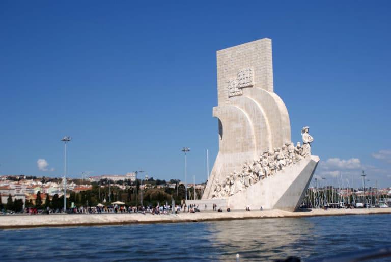 Tour des découvertes dans le quartier de Belem à Lisbonne.