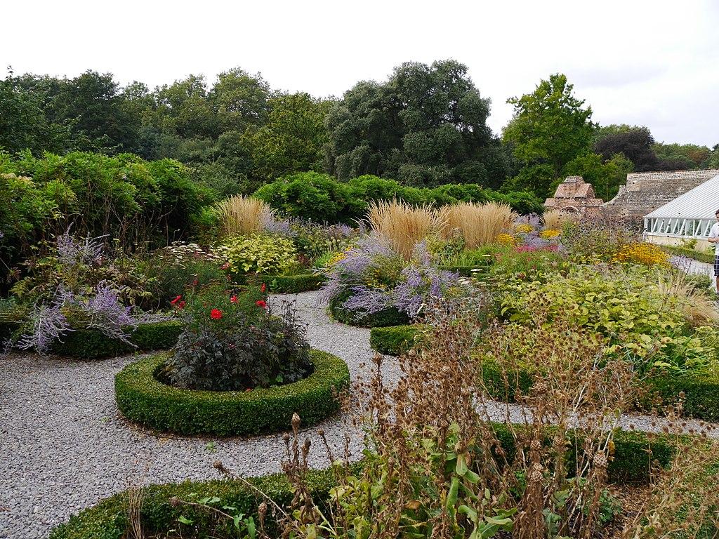 Jardin botanique du Fulham palace à Londres - Photo Edwardx