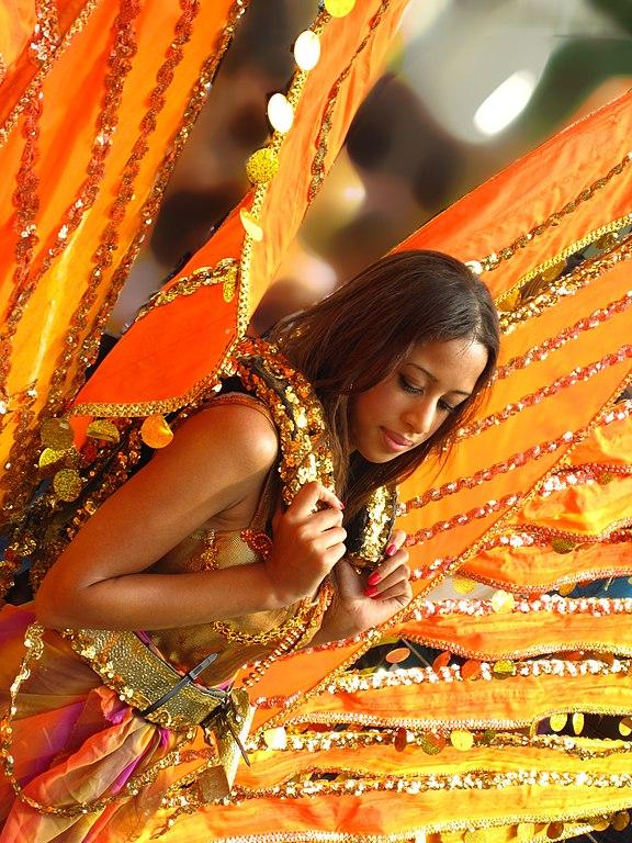 Carnaval de Notting Hill à Londres - Photo de Romazur