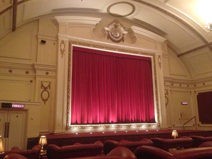 Electric cinema à Notting Hill à Londres - Photo d'Alexander Williams