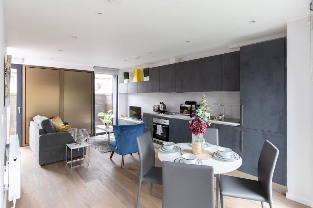 Airbnb à Londres : Insolite penthouse à Camden Town.