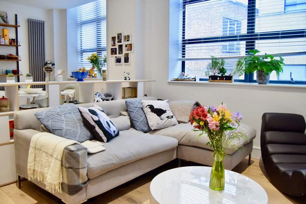 Airbnb à Londres : Appart à Camden Town.