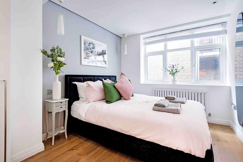Airbnb à Londres : Bel appart à louer à Covent Garden.