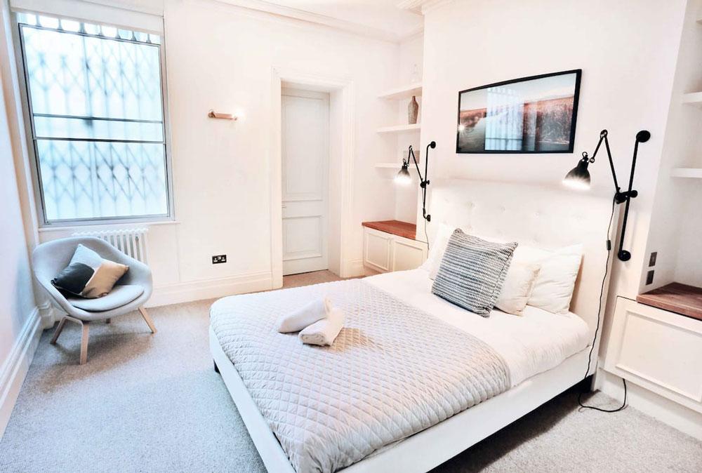 Airbnb à Londres : Appartement bien situé à Covent Garden.