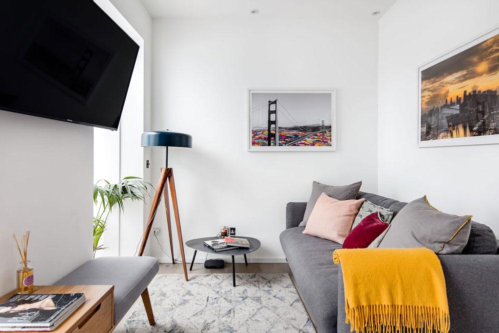 Airbnb à Londres : Bel appartement en location à Covent Garden.