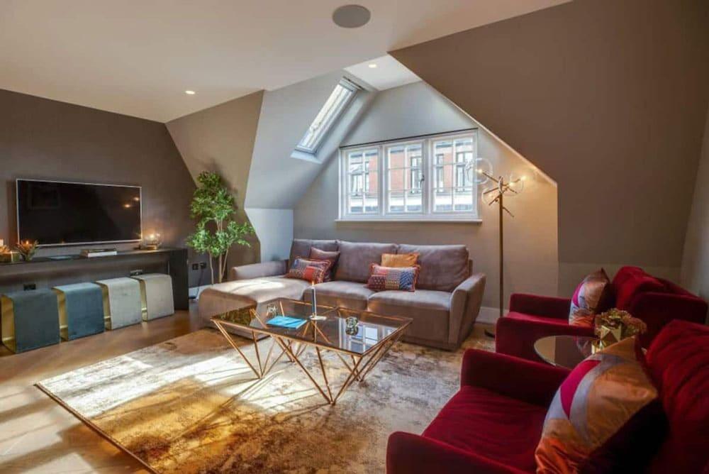Airbnb à Londres : Appart dans le centre à Soho.