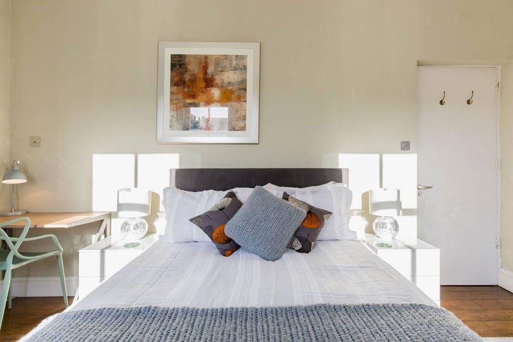 Airbnb à Londres : Location d'appartement à South Kensington.