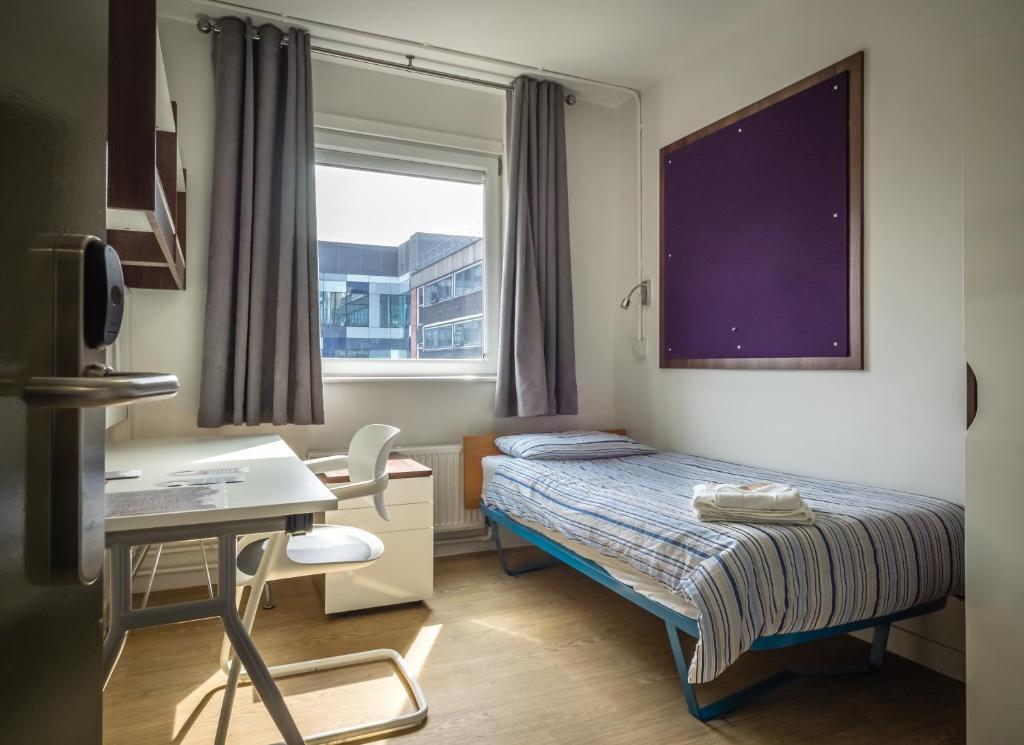 LSE Carr Saunders Hall, auberge de jeunesse à Londres.