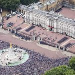 Buckingham Palace à Londres : Palais de la Reine [Westminster]