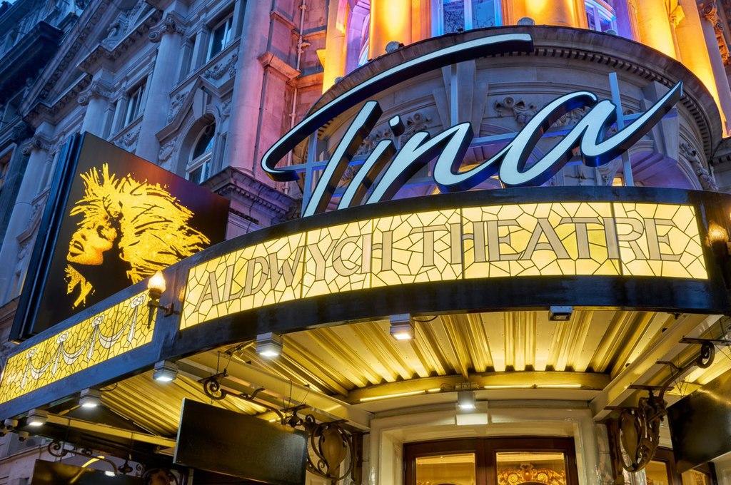 Comedie musicale Tina à l'Aldwych Theatre de Covent Garden à Londres - Photo de BroadwaySpain