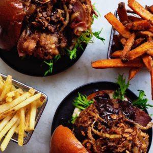 Hache Burger, un des meilleurs hamburgers à Londres [Un peu partout]