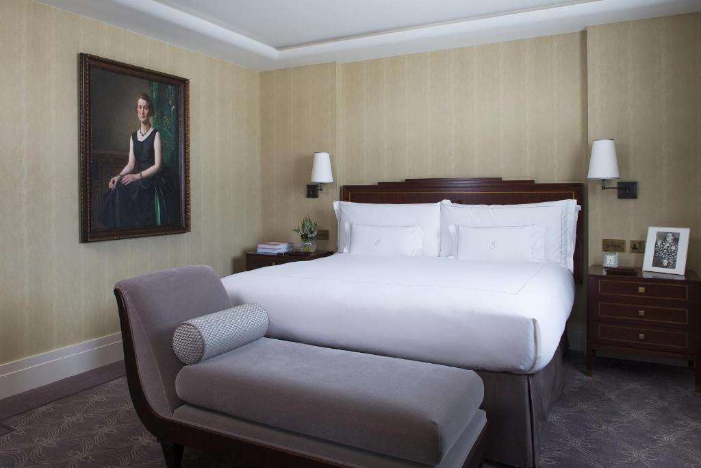 Hotel Beaumont, hôtel de luxe à Londres.