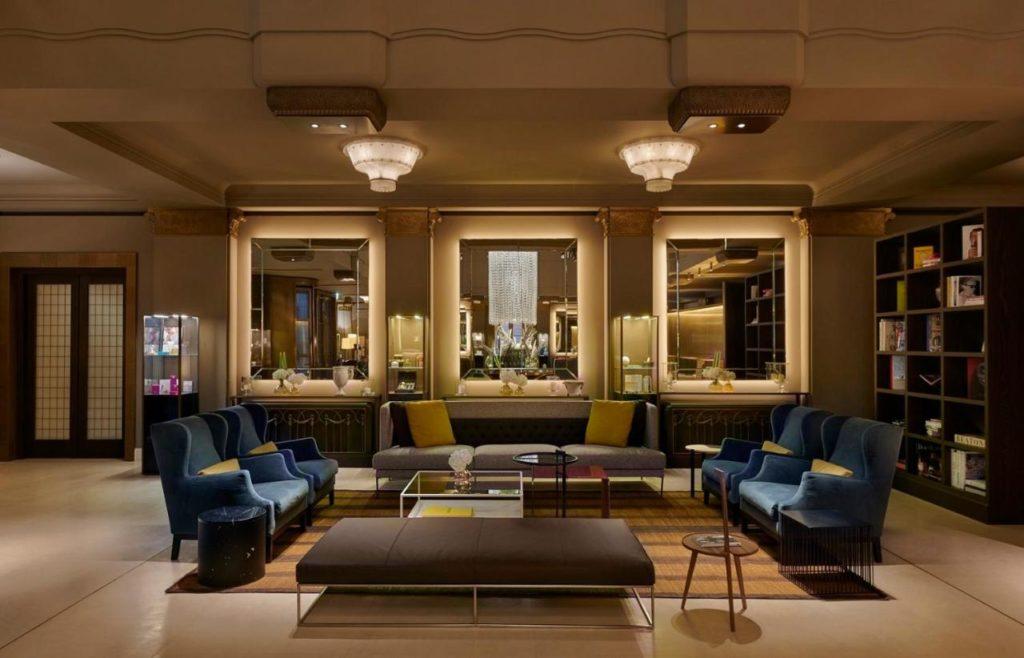 Hotel Café Royal, hôtel de luxe à Londres.