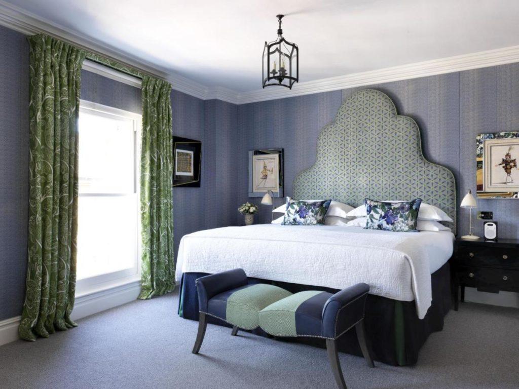Charlotte Street Hotel, hôtel de luxe à Londres.