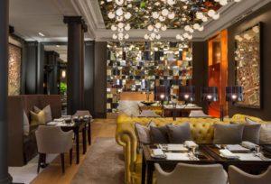 5 hôtels de luxe à Londres : De Soho au centre à Kensington