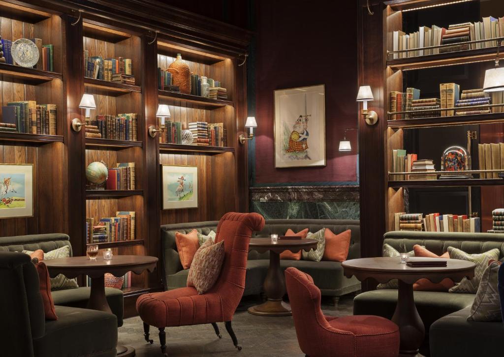 Rosewood, hotel dans le centre de Londres.