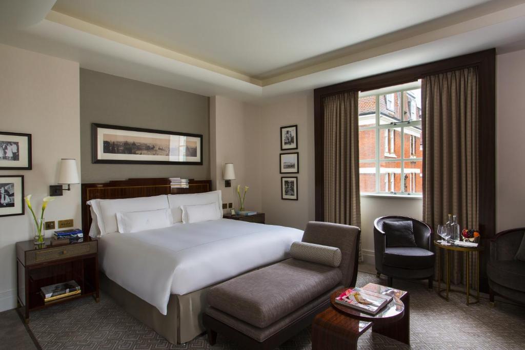 The Beaumont, hotel dans le centre de Londres.