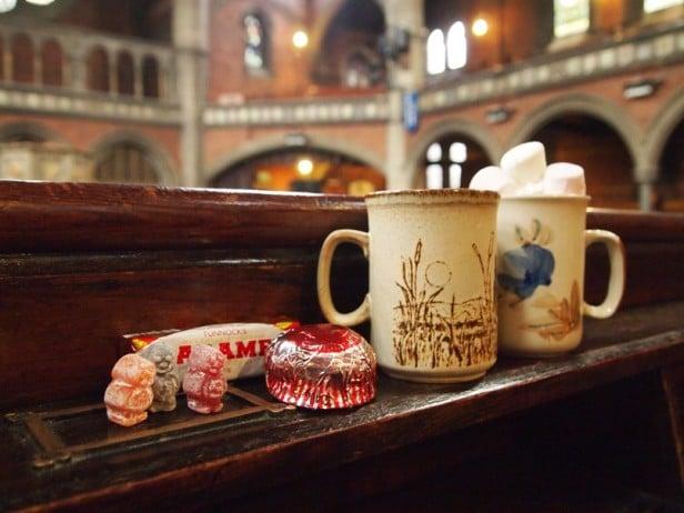 Hors de sentiers battus : 4 Cafés dans les églises à Londres