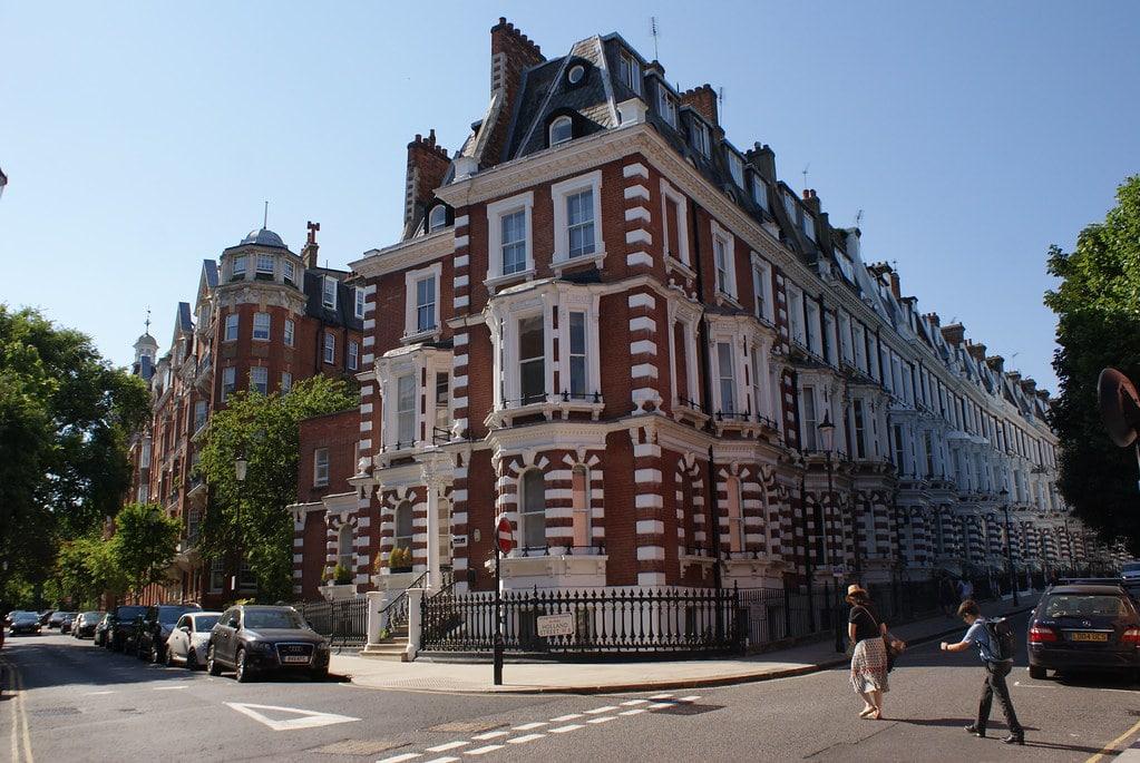 Kensington et Chelsea, quartiers des grands musées et du shopping à Londres