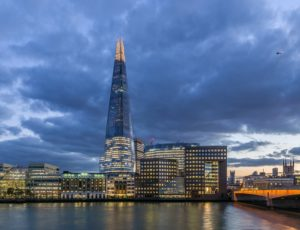 The Shard : Plus haut gratte-ciel & vue la plus dingue de Londres