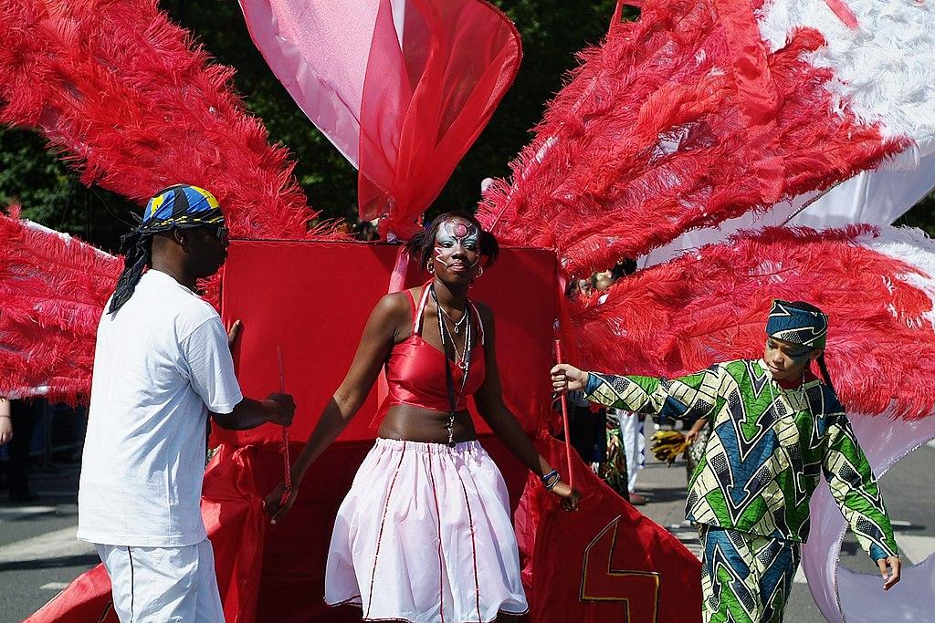 Carnaval de Notting Hill à Londres - Photo de S. Pakhrin