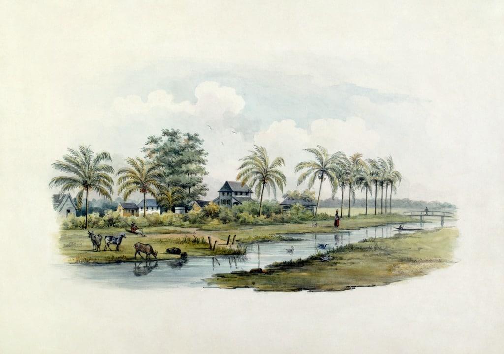 Musée des Tropiques à Amsterdam : Anthropologie et ethnographie [Plantage]