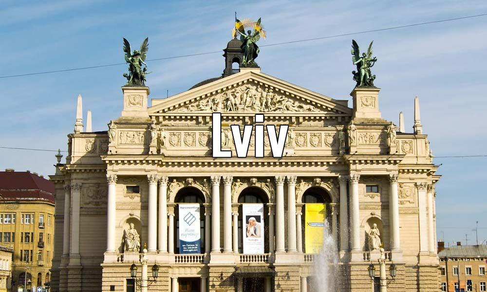 Visiter Lviv en Ukraine pendant un week-end ou plus. Photo d'Oleksandr Samoylyk