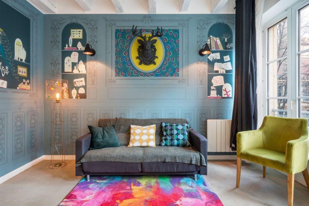 Airbnb à Lyon : Appart à louer dans le Vieux Lyon.